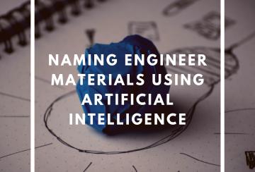 Artificial Intelligence, engineering materials